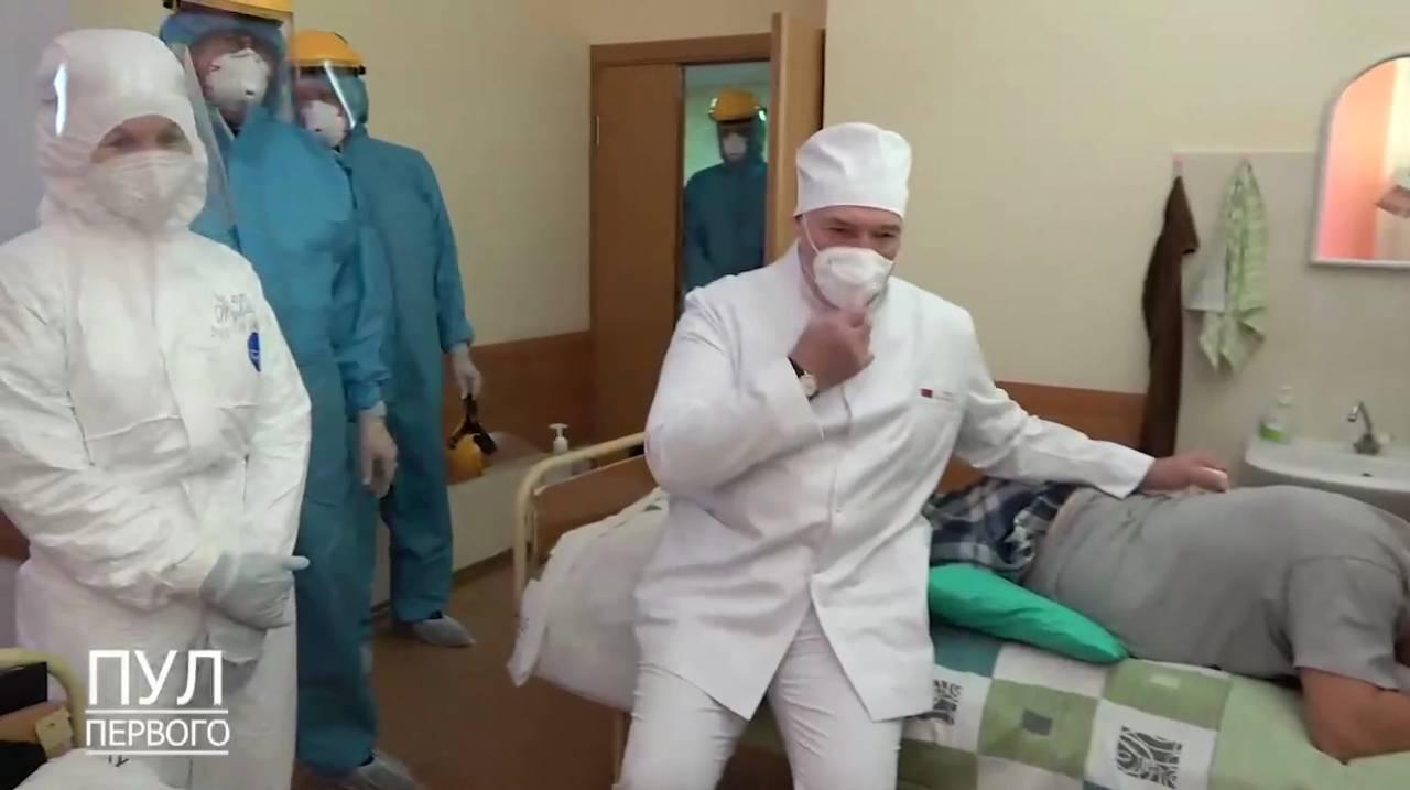 Лукашенко может приехать в Гродно с проверкой медучреждений