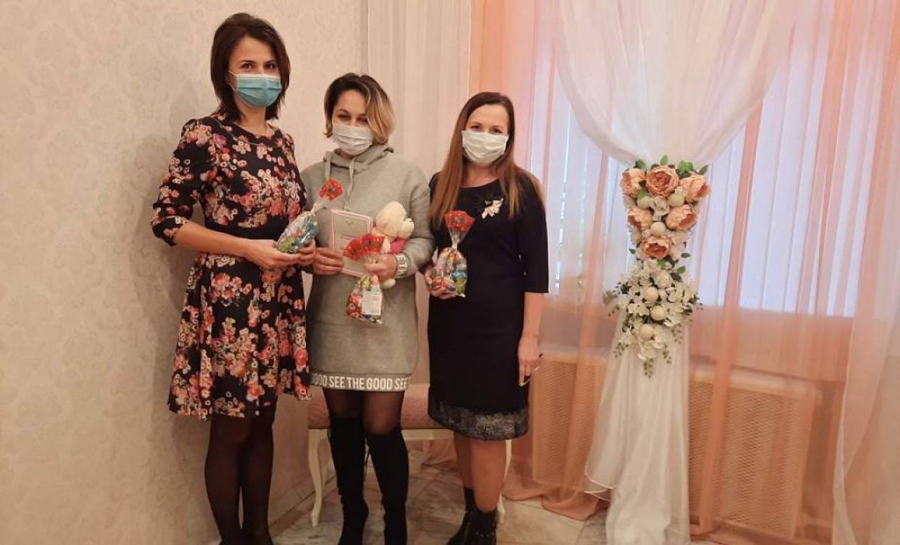 В Октябрьском районе Гродно пятого родившегося ребенка зарегистрировали в 15 семьях
