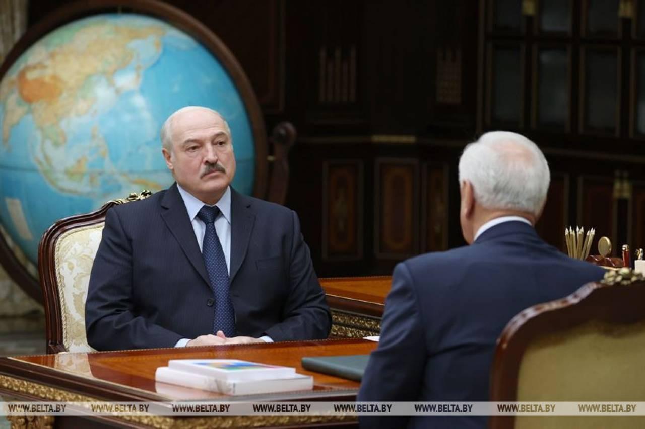 Лукашенко дал прогноз на 2021 год: будет тяжелее, чем в нынешнем